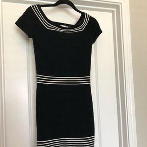 Max Studio Mini Bandage Dress
